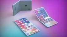 İşte katlanabilir ekranlı Apple iPhone!