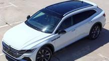 Uçak fiyatına 184 bg'lik 2020 Volkswagen Arteon SW!