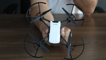 BIM'de 500 TL olan drone inceledik : DJI Tello Ryze