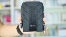 Suya ve darbeye dayanıklı harici disk: AData HD710 Pro