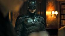 Robert Pattinson'lı The Batman filminden ilk fragman geldi