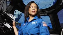 ISS'de yaşayacak ilk siyahi kadın olacak!
