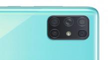 Karşınızda beş kameralı ilk Samsung modeli: Galaxy A72
