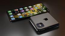 Apple katlanabilir ekranlı iPhone için bir adım daha attı!