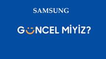 Samsung Türkiye Android 10 çalışmalarını sonlandırdı!