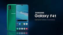 Bütçe dostu f/p modeli Galaxy F41 geliyor!