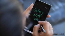 Şimdi de uygun fiyatlı Galaxy Note 20 FE geliyor!