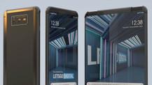 LG sahalara sansasyonel LG Rollable  ile geri dönüyor!