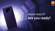Türkiye'ye gelecek olan Redmi Note 9T için tarih verildi!