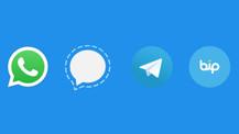 WhatsApp Telegram Signal ve BiP hangi verileri topluyor?