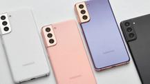 Samsung Galaxy S21 ailesine yakından bakalım