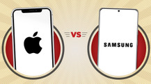 Samsung bile iPhone kullanıyor! Android bak dalgana sen!
