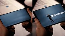 LG yuvarlanabilir telefon araba parasına satılacak!
