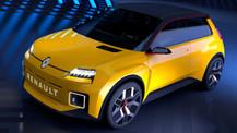 İkonik Renault 5 bir EV olarak geri dönüyor!