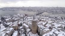 İstanbul'da 130 cm kar kalınlığı olacak! Tulpar geliyor!