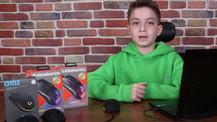 Mehmet Kaan 3 farklı fare ile Roblox oynuyor!