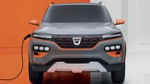 Uygun fiyatlı yüzde 100 elektrikli: Dacia Spring