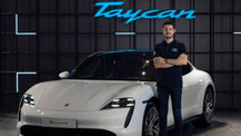 Porsche Türkiye'den bir ilk! Şimdi Tesla düşünsün!