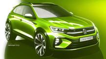 Volkswagen Taigo asfaltı ağlatmaya geldi! Fıstık gibi otomobil!