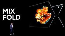 Xiaomi Mi Mix Fold tanıtıldı! Xiaomi de katlayacak!