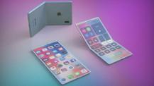 Katlanabilir iPhone için önemli adım!