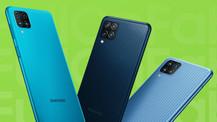Türkiye'de yok satacak Samsung Galaxy F12 tanıtıldı!