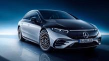 Mercedes EQS tanıtıldı. İşte elektrikli lüks sedan!