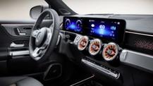 Mercedes-Benz'in yeni elektrikli crossover'ı EQB tanıtıldı!