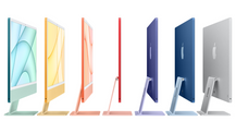 iMac Apple M1 ve renk seçenekleri ile geldi!