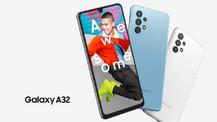 Samsung Galaxy A32 uygun fiyatıyla Türkiye'de
