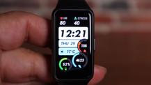Yeni akıllı bilekliğimiz: Huawei Band 6 (video)