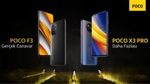 POCO X3 Pro ve POCO F3 deneyimledik! Ödediğiniz her kuruşa değecek modeller!