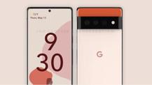 Google Pixel 6 tasarımı ile büyüleyecek! Şimdi Apple düşünsün!