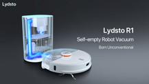 Lydsto R1 robot süpürge yeni bir dönemin kapılarını açıyor