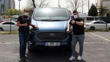 Hem elektrikli hem dizel: Ford Tourneo Custom Hibrit