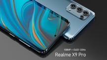 Realme X9 Pro'nun tam özellikleri ortaya çıktı