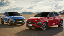 2021 Hyundai Kona da zam gören sıfır araçlar kervanına katıldı!