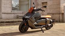 Fütüristik tasarıma sahip BMW scooter ile tanışın!