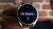 HarmonyOS 2.0'lı ilk saat: Huawei Watch 3 Pro kutudan çıkıyor!