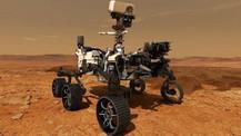 Mars kaşifi Perseverance, Mars'tan ilk örneği aldı!