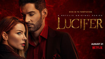 Netflix'in sevilen dizisi Lucifer'ın son sezon fragmanı yayınlandı