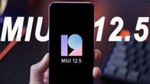 MIUI 12.5 ek güncellemeleri devam ediyor!