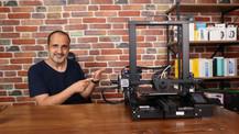 Kullanımı en kolay 3D yazıcı: Creality CR-6 SE