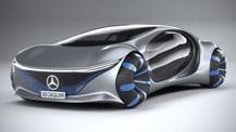 Mercedes aklını okuyabilen bu arabayla seni geleceğe taşıyor!