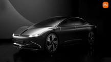 Xiaomi elektrikli otomobil tasarımını paylaştı!