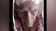 300 yaşındaki Pakistanlı kadının videosu görenleri şok etti