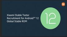 Xiaomi Android 12 Stabil için test alımlarını açtı! Cihazlarınızı kontrol edin!