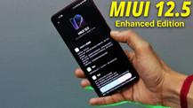 Redmi Note 9 5G MIUI 12.5 Enhanced Edition güncellemesini alıyor!