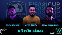 CASPER ve INTELin ödüllü FIFA 21 Turnuvasında ön elemeler tamamlandı