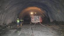 Dünyanın en uzun ikinci tüneli Türkiye'de